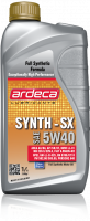 Масло Ardeca Synth-SX 5W-40 1 ltr.
