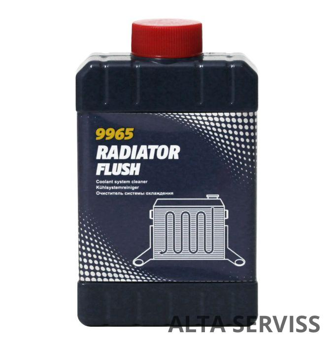 Radiatora tīrītājs Mannol 9965 Radiator Flush 325 ml.