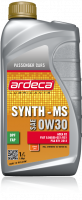Масло Ardeca Synth-MS 0W-30 1 ltr.