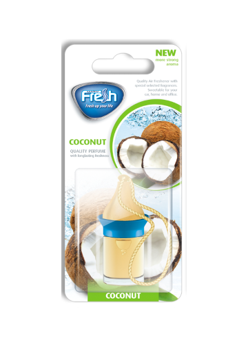 Air freshener Wood blister Coconut