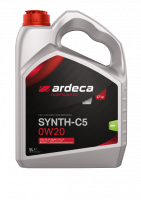 Oil Ardeca Synth-C5 0W-20 5 ltr.