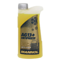 Antifrīzs Mannol 4014 Advanced AG13+  -40°C 1 ltr.