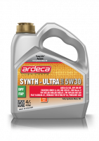Eļļa Ardeca Synth-Ultra 5W-30 4 ltr.