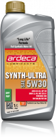 Eļļa Ardeca Synth-Ultra 5W-30 1 ltr.