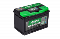 Battery Autopart EFB Start-Stop 72Ah, 720A, 12V, (- +) 278 x 175 x 190