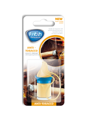 Air freshener Wood blister Anti-tobacco