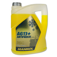 Antifrīzs Mannol 4014 Advanced AG13+  -40°C 5 ltr.