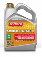 Eļļa Ardeca Synth-Ultra 5W-30 5 ltr.