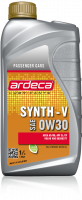 Oil Ardeca Synth-V 0W-301 ltr.