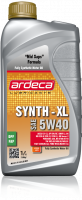Eļļa Ardeca Synth-XL 5W-40 1 ltr.