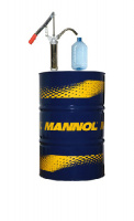 Flushing oil Mannol 1102 bottled