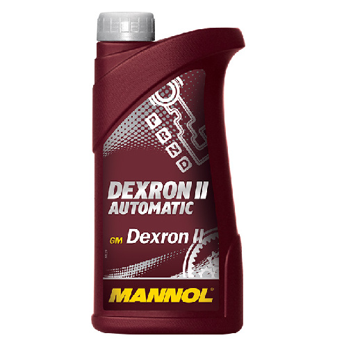Transmission oil Mannol 8205 Dexron II Automatic 1 ltr. (red)