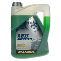 Antifrīzs Mannol 4013 Hightec AG13 -40°C 5 ltr.