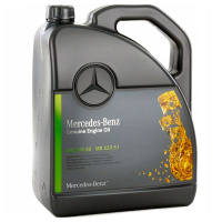 Масло моторное Mercedes-Benz 5W-30 MB229.51 A000989940213 5 ltr.