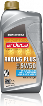 Eļļa Ardeca Racing Plus 5W-50 1 ltr.
